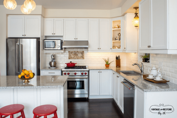 Top 6 Tips When Painting Kitchen Cabinets