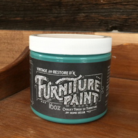 How to Paint Furniture Distressed Look