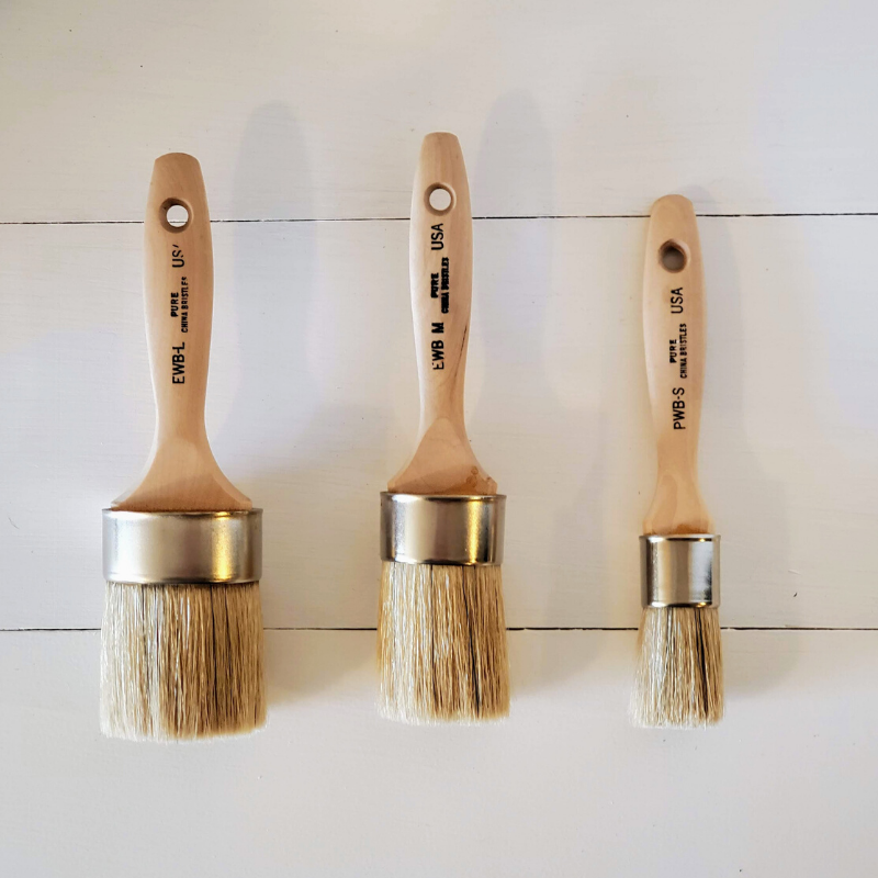 Furniture Finishing Wax Brush