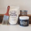 Furniture Paint and Paint Powder Starter Kit - Vintage And Restore By K