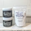 Chalky Finish Furniture Paint And Paint Powder Kit - Vintage And Restore By K