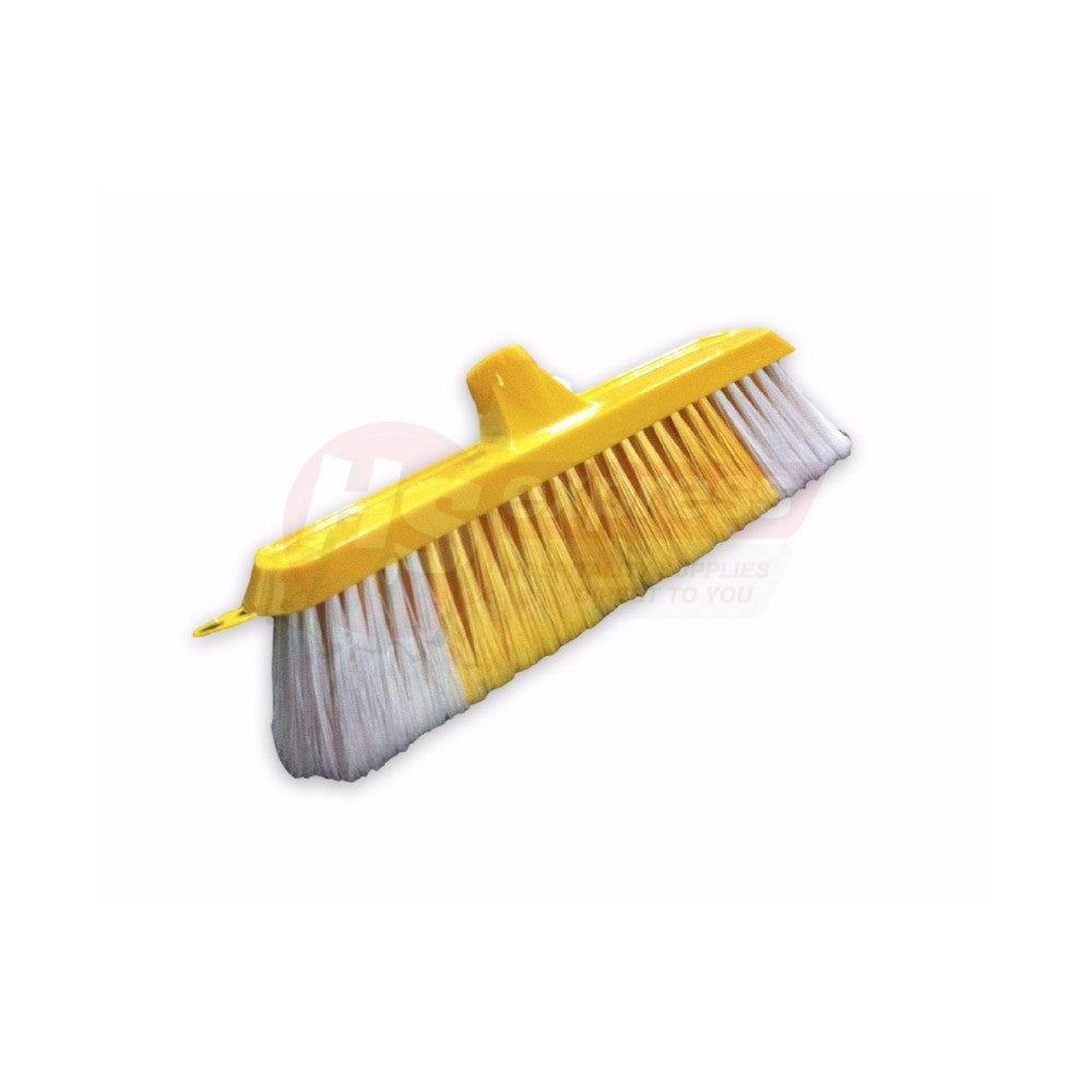 Kitchen Broom 270mm Yellow Suits MHAS Handle