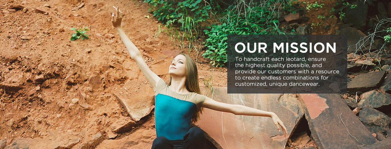Luckyleo Dancewear Mission Statement