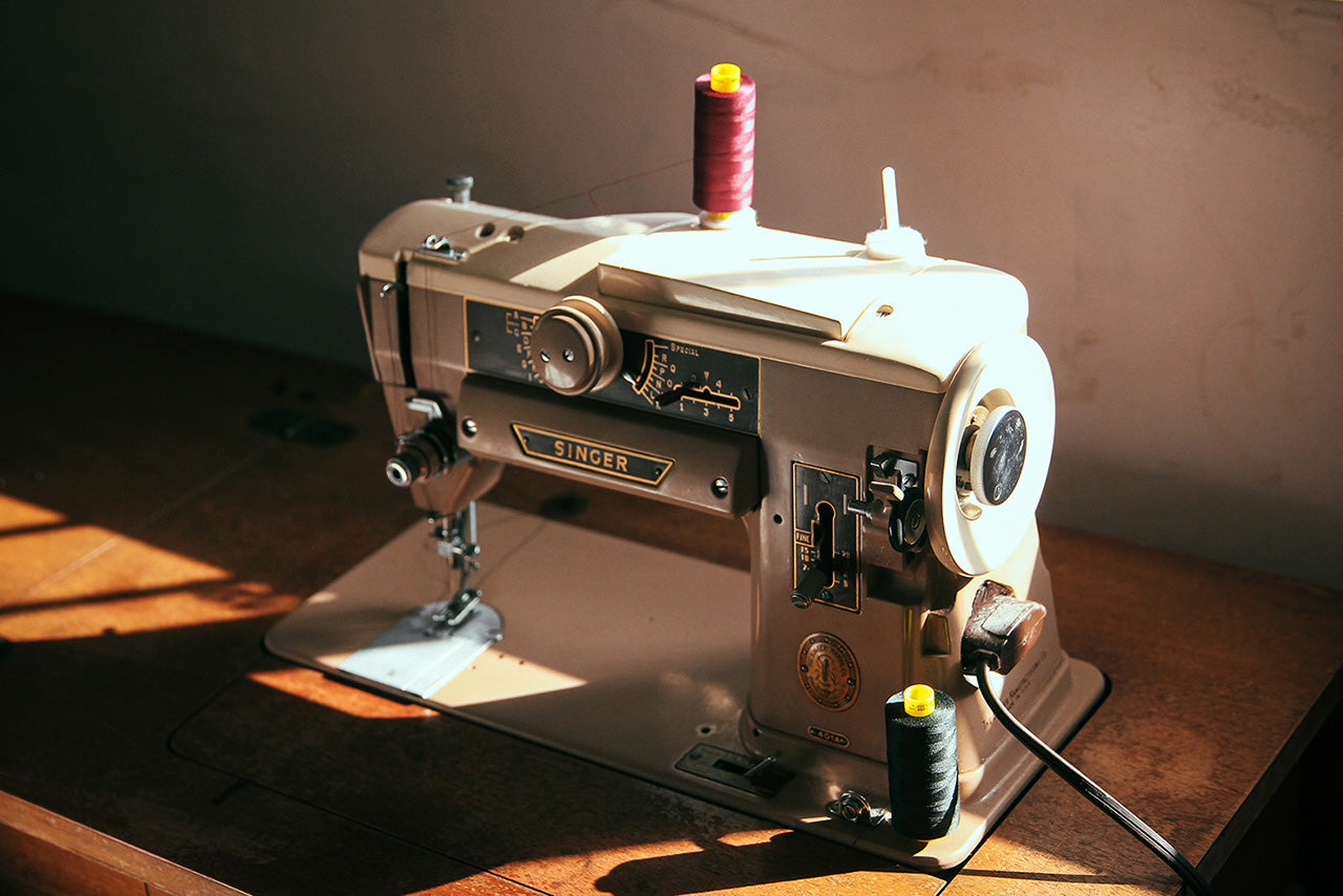 Luckyleo Singer Sewing Machine - Photos From The Shop