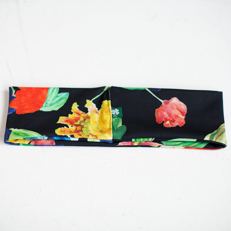 WILDFLOWER HEADBAND <BR> READY TO SHIP