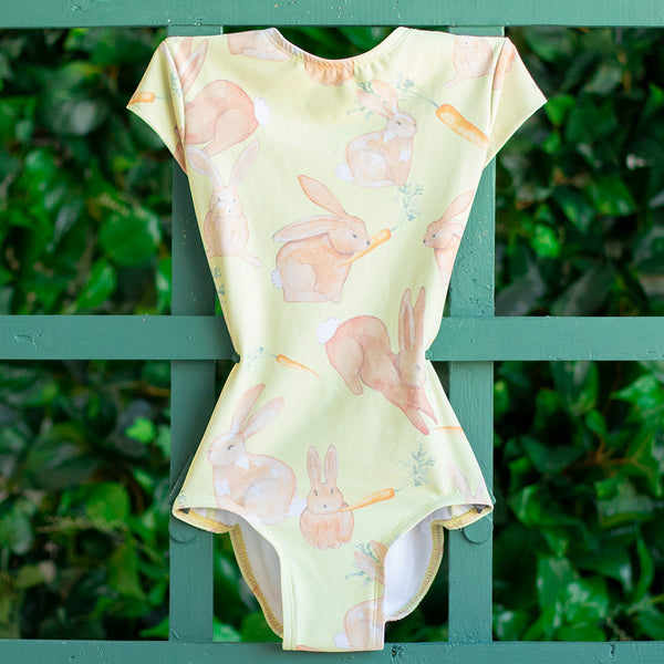 EXTRA EXTRA SMALL SUNSHINE COTTONTAIL CUFF SLEEVE BEAU <br> READY TO SHIP