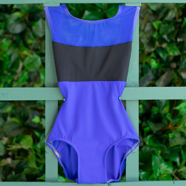 EXTRA EXTRA SMALL ROYAL & BLACK SERENITY <br> READY TO SHIP