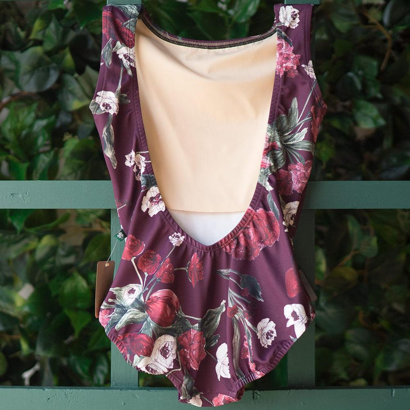 EXTRA EXTRA SMALL PLUM HAWTHORN ALLURE <br> READY TO SHIP