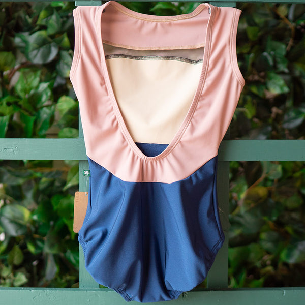 NAVY & DUSTY ROSE ECLIPSE <br> BEST SELLER