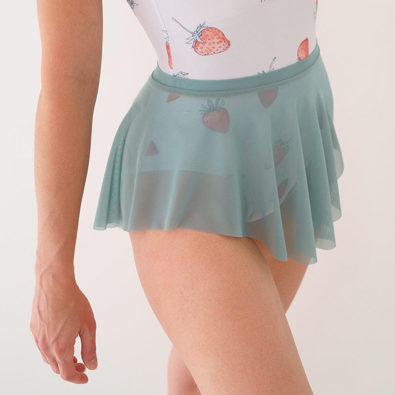 EOS <BR> PACIFIC MESH SKIRT