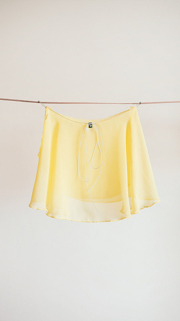 FLORA <BR> SUNSHINE SKIRT