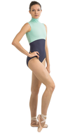 Ballet Leotard in Charm Style Front View