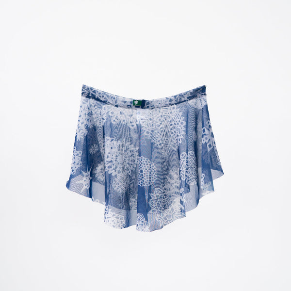 SNOW EOS <BR> HOLIDAY COLLECTION SKIRT