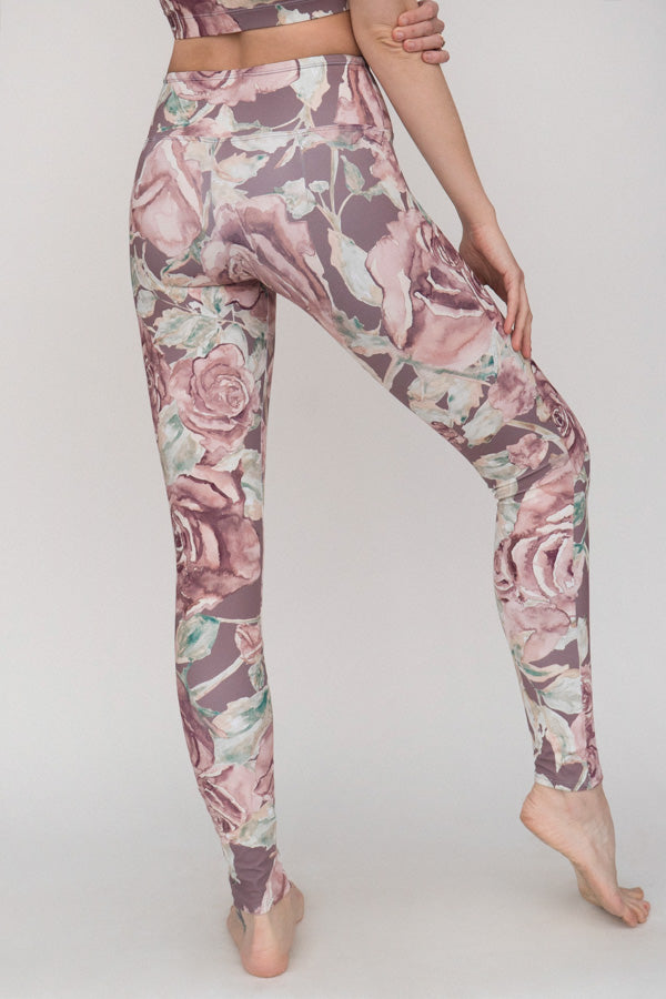DUSK ROSE <br> ORIGINAL LEGGINGS