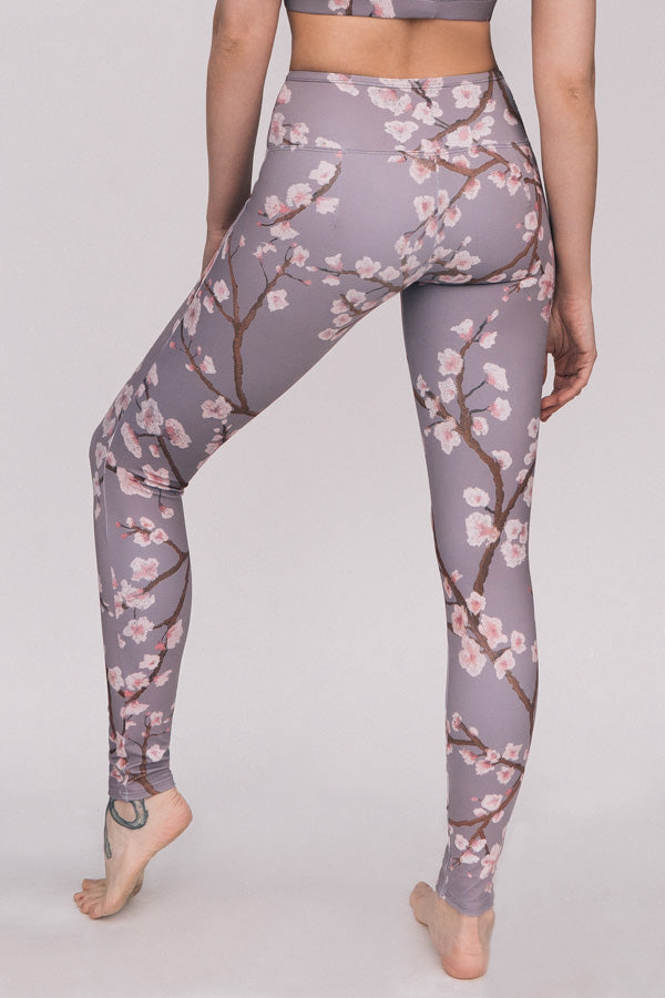 DUSK CHERRY BLOSSOM <br> ORIGINAL LEGGINGS