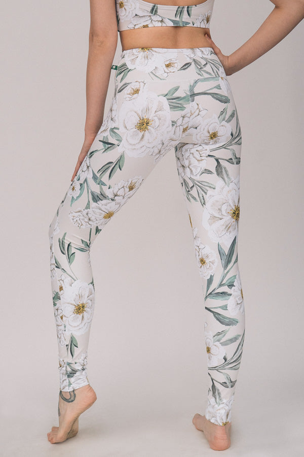 ALMOND CAMELLIA <br> ORIGINAL LEGGINGS