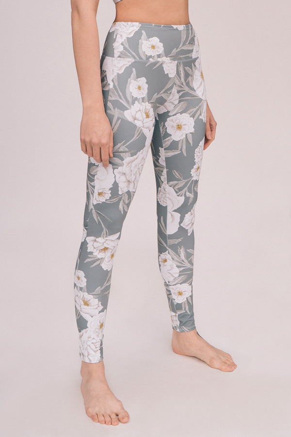STONE CAMELLIA <br> ORIGINAL LEGGINGS