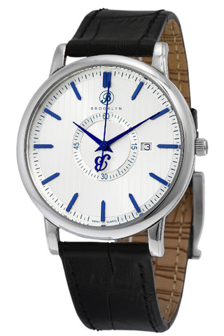 Brooklyn Myrtle II Swiss Quartz Slim Mens Watch BW-100-M1121