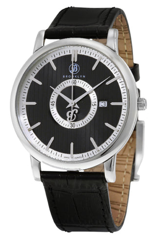 Brooklyn Myrtle II Swiss Quartz Slim Mens Watch BW-100-M1221