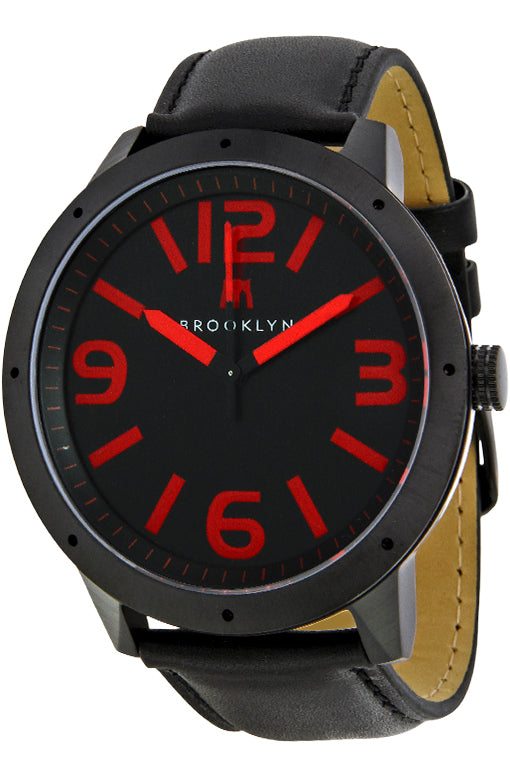 Brooklyn De Kalb Casual Quartz Watch 1950BBR