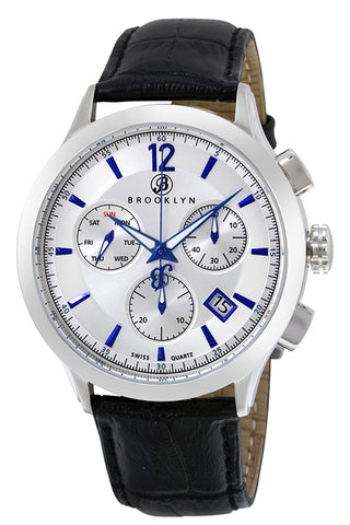 Brooklyn Dakota Swiss Quartz Chronograph Mens Watch BW-205-M1121