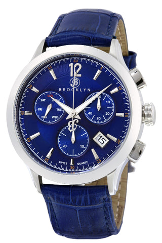 Brooklyn Dakota Swiss Quartz Chronograph Mens Watch BW-205-M1551
