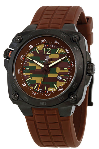 Brooklyn Alexander Army Rugged Swiss Quartz Mens Watch BW-304-M4933