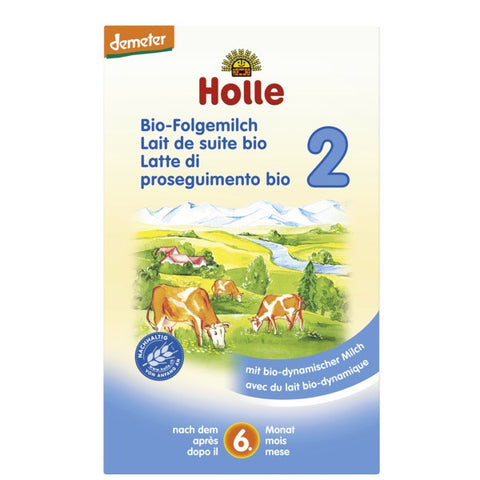 Holle organic follow-on formula 2