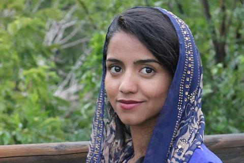 SONITA ALIZADEH - Rapper, Poet and Child Bride Activist