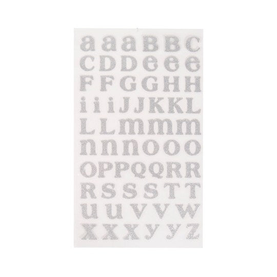 Personalization Kit -Iron On Glitter Letters