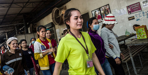 A day in the life of a Cambodian Garment worker UN Women