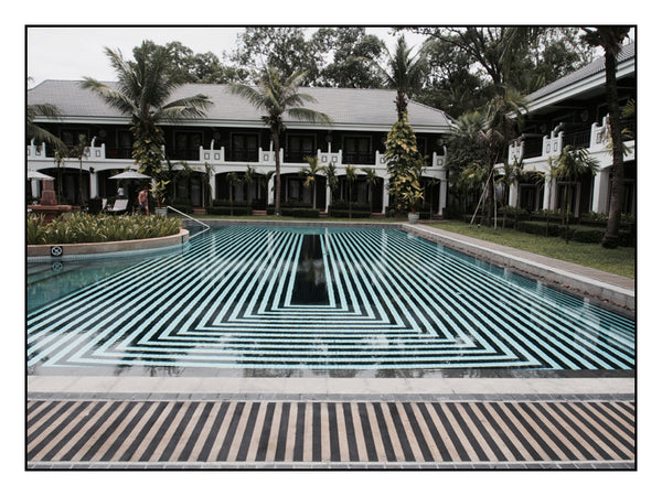 Shinta Mani swimming pool