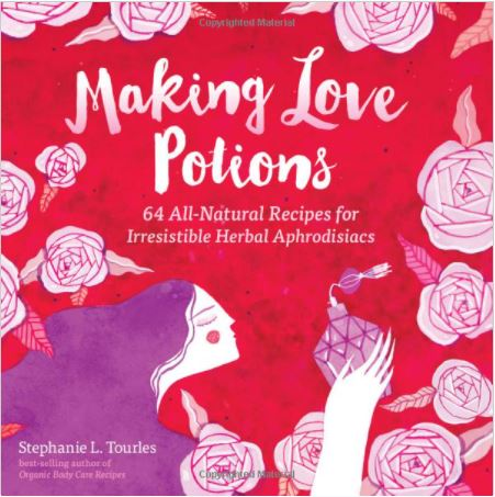 love potions, how to make love potions, ingredients of a love potion
