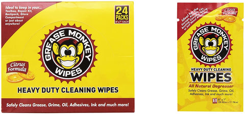 degreaser wipes, monkey, heavy duty cleaning wipes