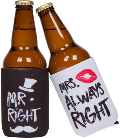 can coolers, beer coolers, mr. right, mrs. always right,