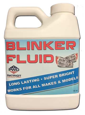 Blinker Fluid | Most Unique April Fool's Day Gifts