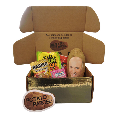 Potato Parcel | Most Unique April Fool's Day Gifts