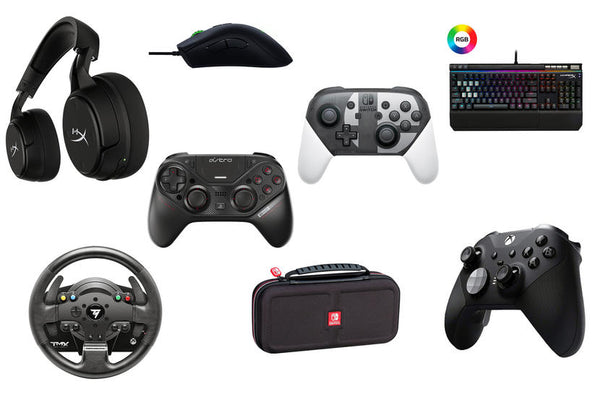 best gifts for gamers tech gadget cheap affordable accessories