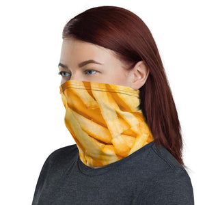 The Best Gift Ever :) All Fries Neck Gaiter