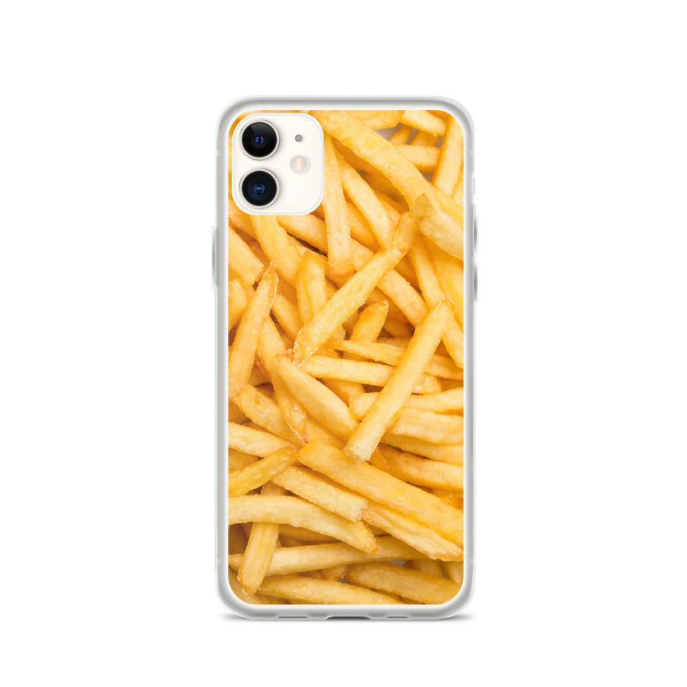 The Best Gift Ever :) Fries iPhone Case iPhone 11