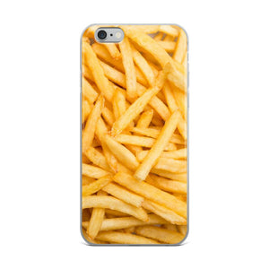 The Best Gift Ever :) Fries iPhone Case iPhone 6 Plus/6s Plus