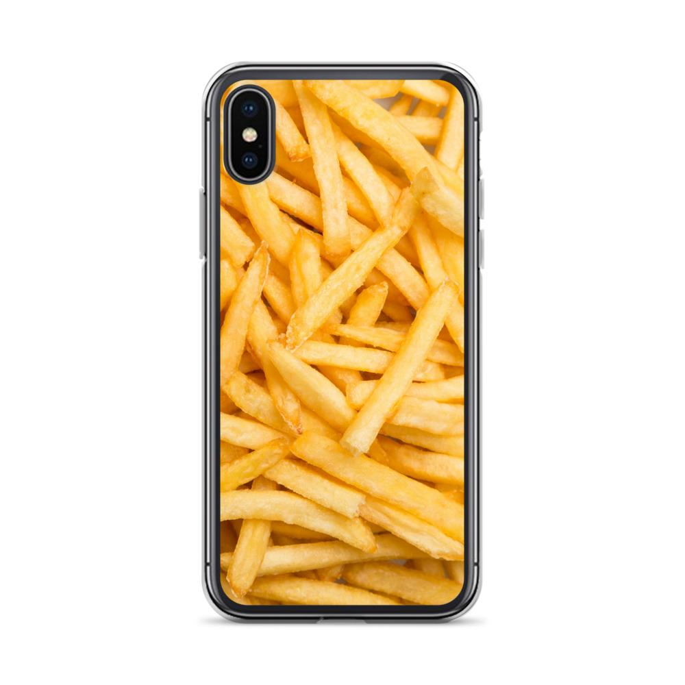 The Best Gift Ever :) Fries iPhone Case iPhone X/XS