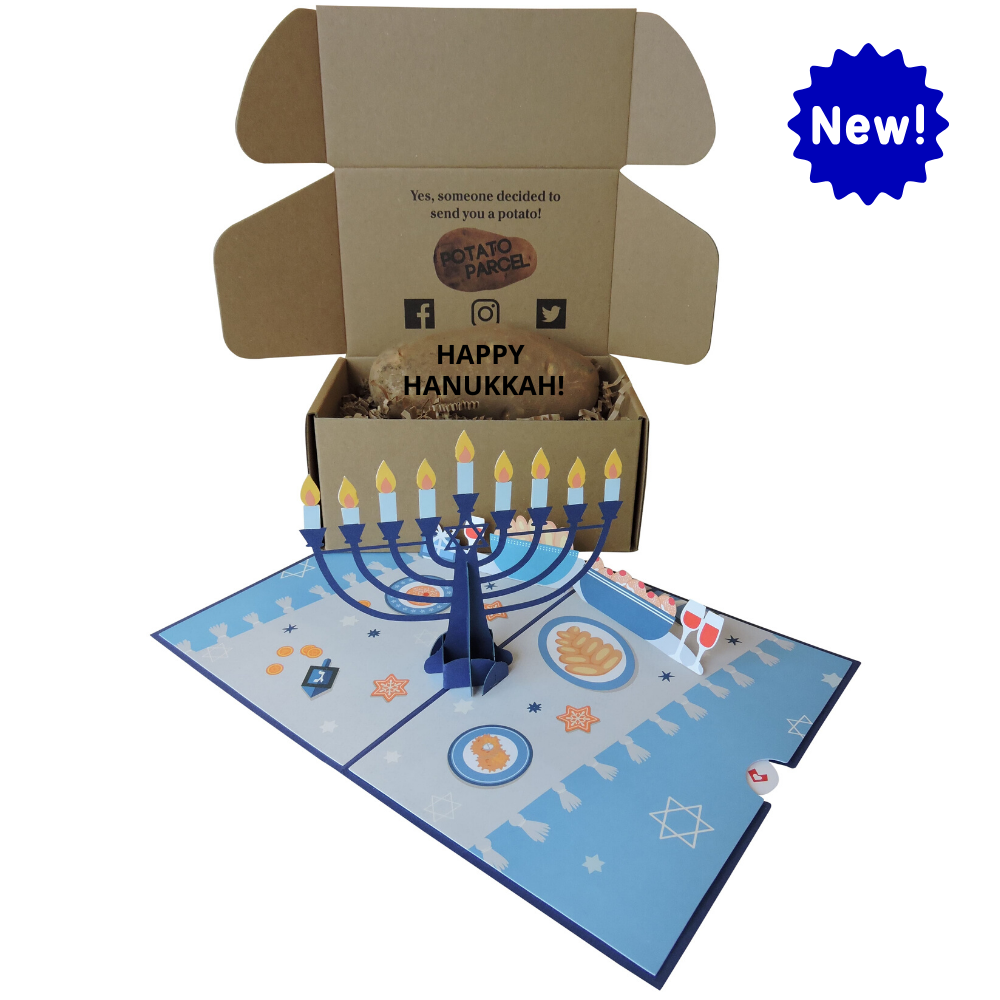 Potato Parcel Potato Hanukkah Bundle