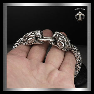 Bali Bracelets In Sterling Silver At Sinister Silver Co.