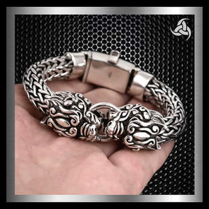 Custom Bracelets In Sterling Silver Collection At Sinister Silver Co.