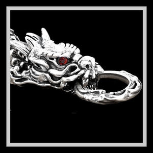 Sinister Silver Co. Sterling Silver Bracelets Collection