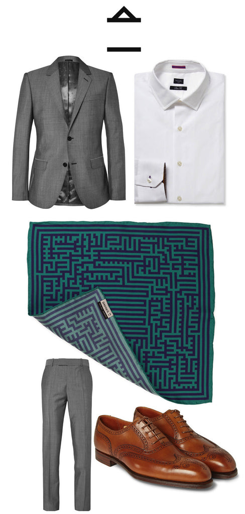 Look of the day by Dapper Squares