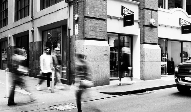 WHAT'S ON AROUND OUR STORES: FLINDERS LANE