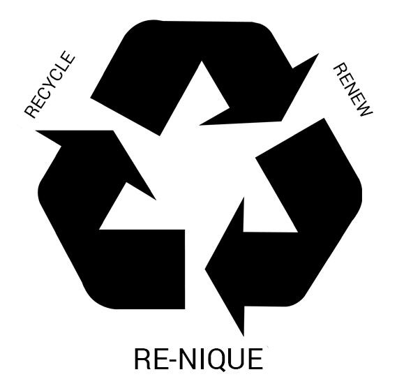 Recycle Renew Re Nique - Recycle Week 2019
