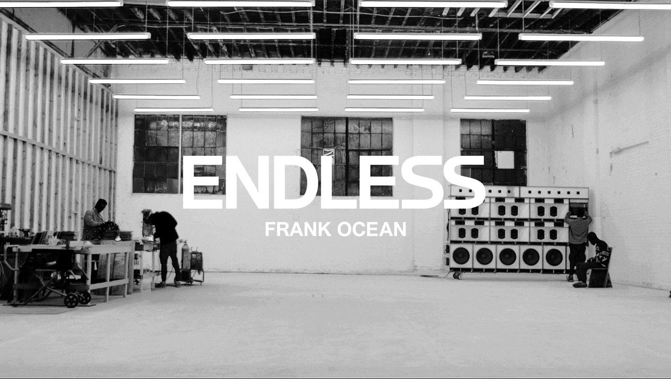Frank Oceans Short Film Endless